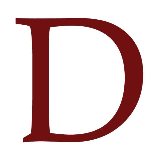 Red letter d